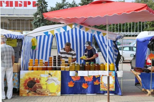 13 июля — праздничная сельскохозяйственная ярмарка на площади Победы
