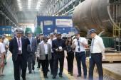 Атоммаш посетил министр науки и технологий Народной Республики Бангладеш