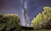 Жители Ростовской области увидят звездопад Персеиды