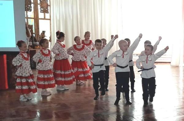 В детском саду «Уголек» прошла вторая общегородская игра «Мы — казачата!»