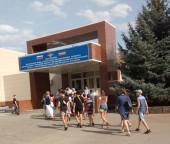 Волгодонские подростки с экскурсией в Волгодонском филиале Ростовского юридического института МВД России