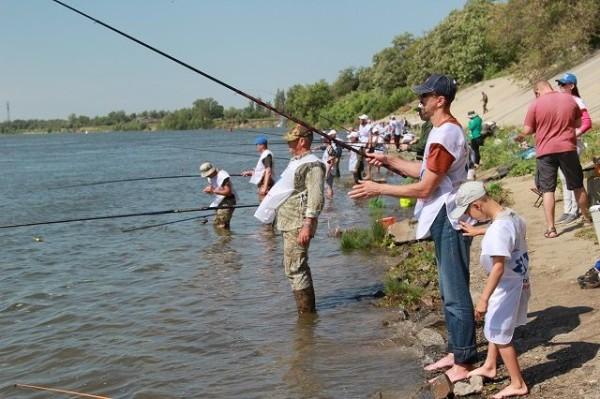 От карася до русского осётра. Много или мало рыбы на Дону?