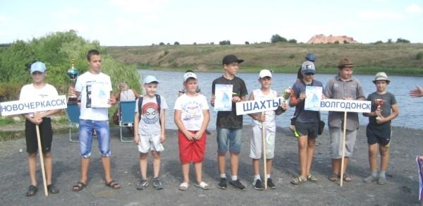 Волгодонские судомоделисты стали «бронзовыми» призерами Кубка шахтерских городов