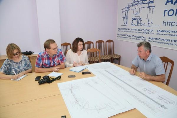 В Волгодонске будут строить третий мост: Виктор Мельников подтвердил информацию и рассказал о деталях проекта