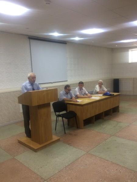 В Волгодонске создан Совет ветеранов медицинской службы
