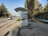 В Волгодонске водитель иномарки врезался в остановку
