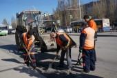 Дороги в Волгодонске стали ровнее
