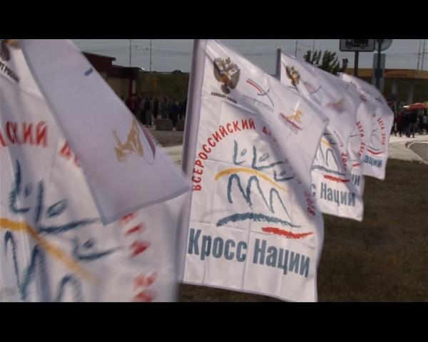 В Волгодонске в 16 раз прошёл Всероссийский день бега «Кросс нации — 2019»