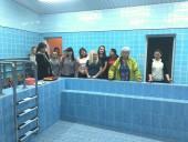 Детский сад «Весна» выиграл грант и установил бассейн