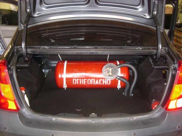 В Ростовской области владельцев автомобилей на газе освободили от транспортного налога