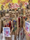 Пять из пяти: 100% результат показали волгодонские гимнастки на VIII открытом турнире по художественной гимнастике