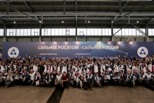 Сварщики Атоммаша вновь стали лучшими на WorldSkills Hi-Tech 2019