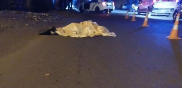 В Ростовской области женщина-водитель насмерть сбила пешехода
