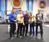 Волгодонские спортсмены завоевали пять медалей на первенстве ЮФО таэквондо
