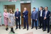 В Волгодонске появилась еще одна детская «бережливая» поликлиника