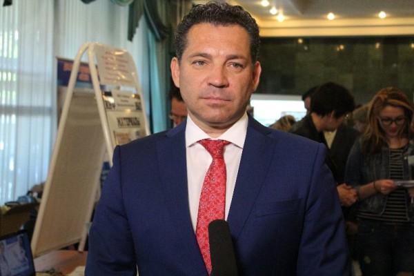 Губернатор Ростовской области Василий Голубев назначил временным главой донского Минздрава Андрея Ерошенко