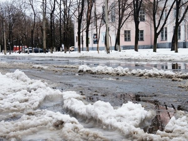 В Ростовском Гидрометцентре рассказали, какой будет наступившая зима