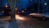 Волгодонские коммунальщики призывают автомобилистов убрать машины с проезжей части