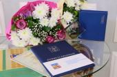 В Волгодонске зарегистрировали первенца 2020 года Владимира Шмелева
