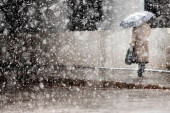 На Дон возвращаются небольшие заморозки и осадки в виде дождя со снегом