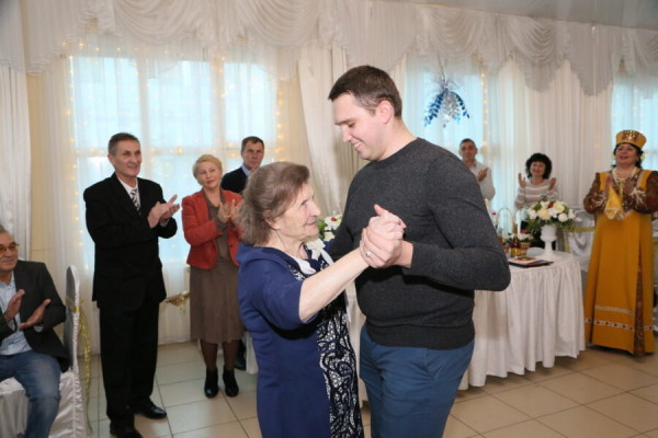 Ветеран Великой Отечественной войны Ксения Паршукова отметила вековой юбилей