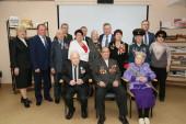 21  Год воинской славы: в Волгодонске ветеранам Великой Отечественной войны вручили памятные медали в честь 75-летия Победы