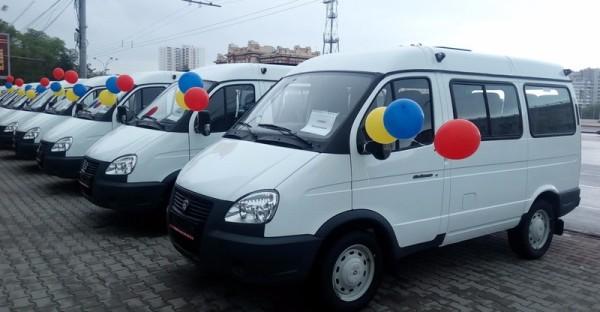 В Ростовской области возобновлено предоставление микроавтобусов многодетным семьям