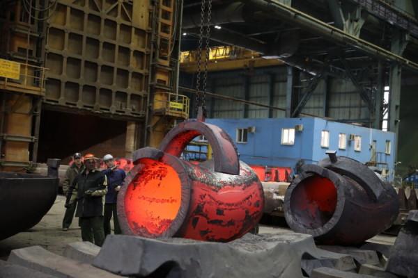 Атоммаш изготовил колена ГЦН для второго блока АЭС «Руппур»