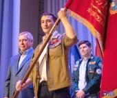 Стройотряд ВИТИ НИЯУ МИФИ стал лучшим в Ростовской области и получил переходящее знамя губернатора