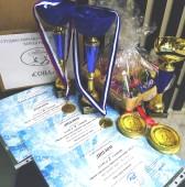 Детские хореографические коллективы заняли призовые места на международном конкурсе «Танцующий февраль»