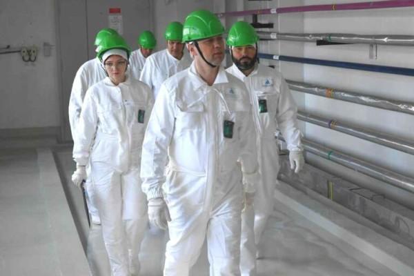 Итоговая проверка показала высокий уровень развития Производственной системы Росатома на атомной станции