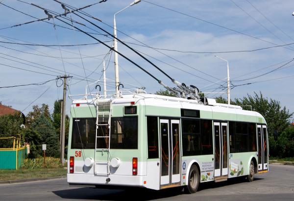 Новую схему движения общественного транспорта представили жителям Волгодонска