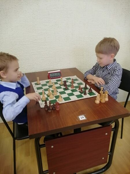 Определились победители муниципального этапа первенства по шахматам среди школьных команд «Белая ладья»