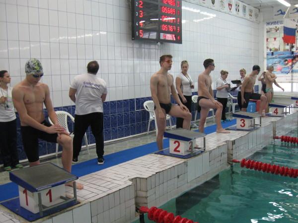 Итоги традиционного открытого зимнего чемпионата и первенства Волгодонска по плаванию