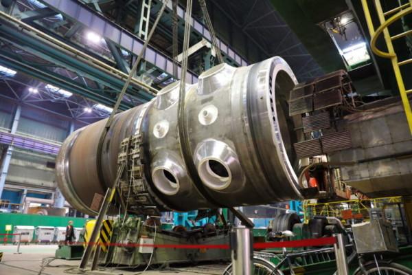 На Атоммаше завершена финальная сварка корпуса реактора для АЭС «Аккую»