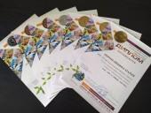 Семь воспитанников ДХШ Волгодонска победили во всероссийском художественном конкурсе «Моя Россия»