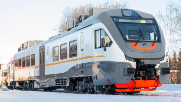 Сегодня на железнодорожный маршрут Волгодонск – Ростов – Волгодонск выходит новый рельсовый автобус