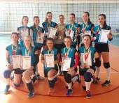 Волгодонские волейболистки стали вторыми на открытом первенстве Ростовской области