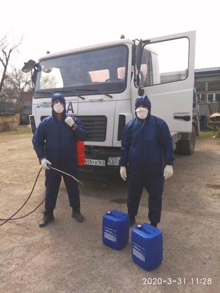 Регоператор «ЭкоЦентр» усилил контроль за уборкой мусора в Волгодонском МЭОКе