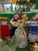 Городской конкурс масленичных кукол «Сударыня — масленица»