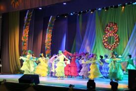 В Волгодонске состоялся торжественный концерт, посвященный Международному женскому дню