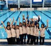 Сборная Волгодонска – бронзовый призер первенства России по водному поло