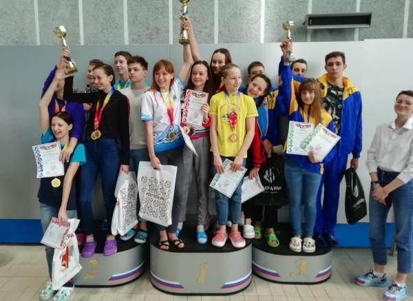 Итоги  Первенства Ростовской области по плаванию