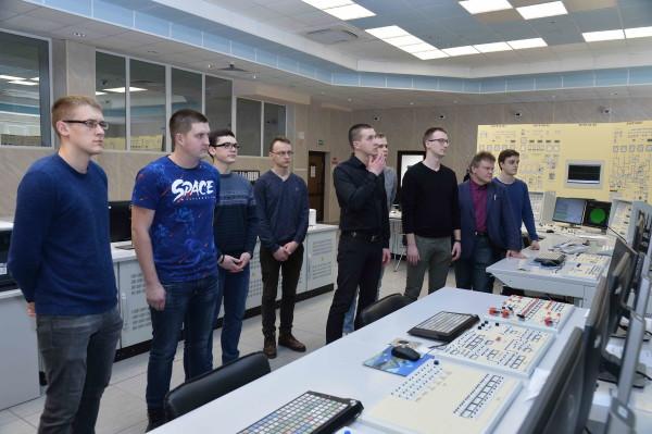 Ростовская АЭС оказывает практическую помощь в подготовке специалистов для Белорусской АЭС