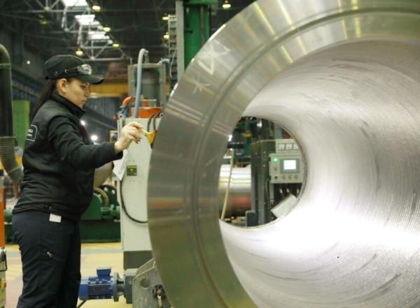 На Атоммаше модернизирован участок изготовления атомного оборудования