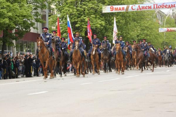 В канун юбилея Победы будет организован конный переход донских казаков