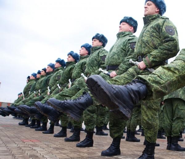 Пункт отбора Ростовской области приглашает на военную службу по контракту