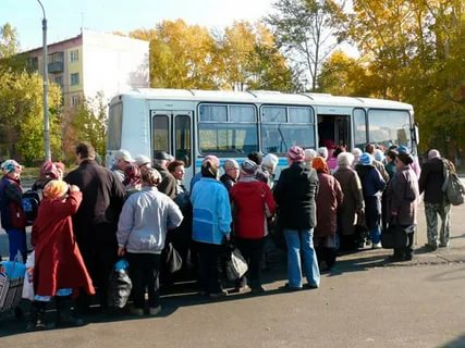 Департамент строительства и городского хозяйства: о начале движения автобусов на дачных маршрутах