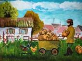 Воспитанница Детской художественной школы Волгодонска заняла третье место в I Международном конкурсе творческих работ «Здравствуй, Дон!»