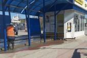 Сотрудники ДСиГХ ежедневно выходят на обработку общественных пространств Волгодонска